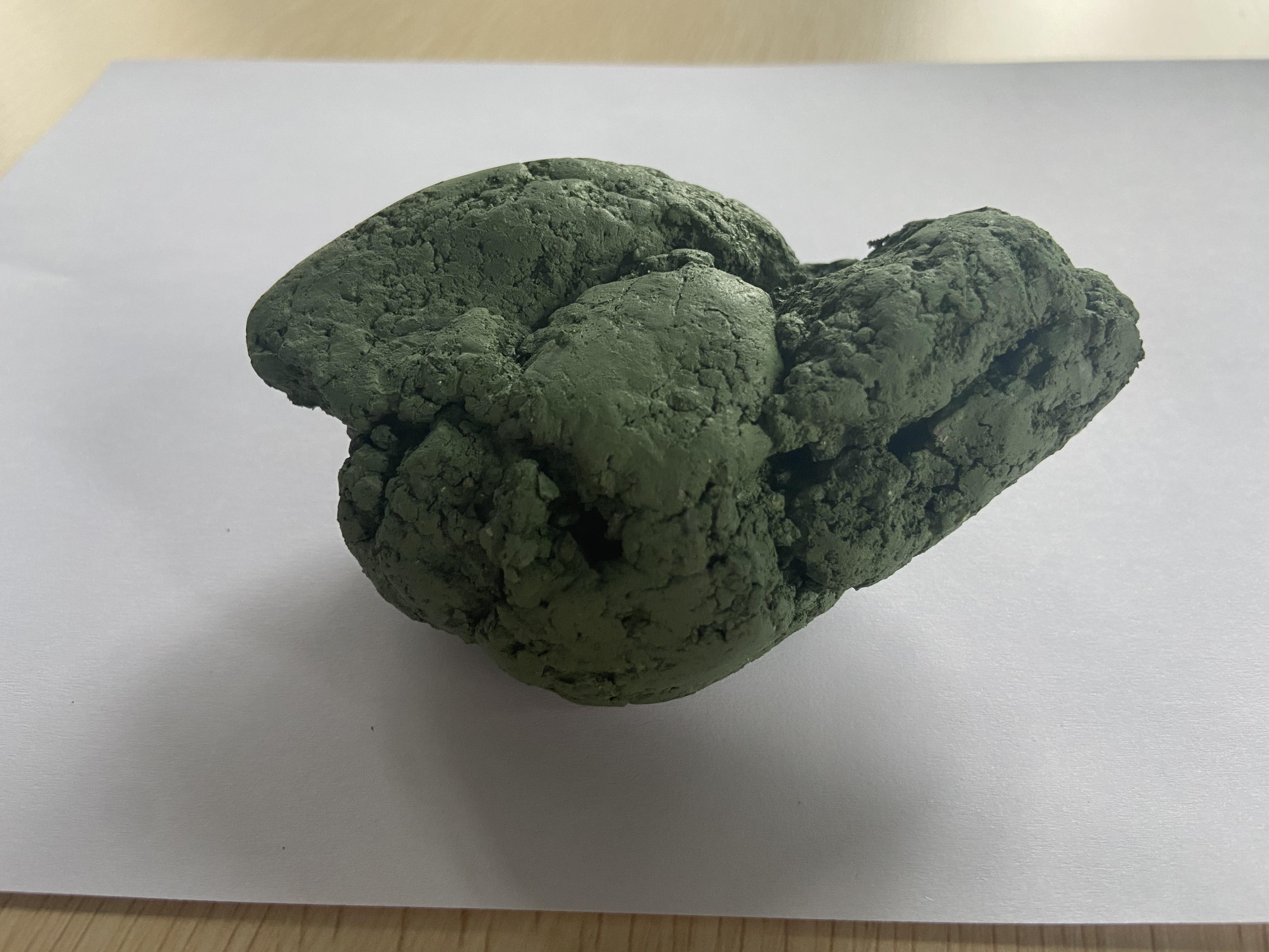 可塑料(绿泥)